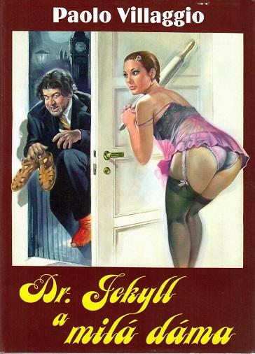 Dr. Jekyll a milá dáma ( digipack ) DVD
