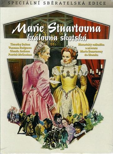 Marie Stuartovna, královna Skotska ( digipack ) DVD