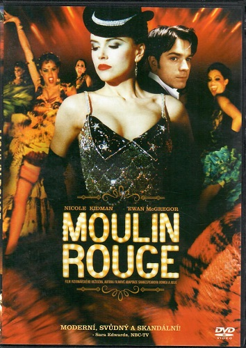 Moulin Rouge ( slim ) DVD