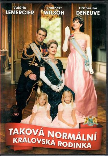 Taková normální královská rodinka ( Plast ) DVD