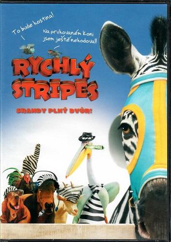 Rychlý Stripes ( plast ) DVD