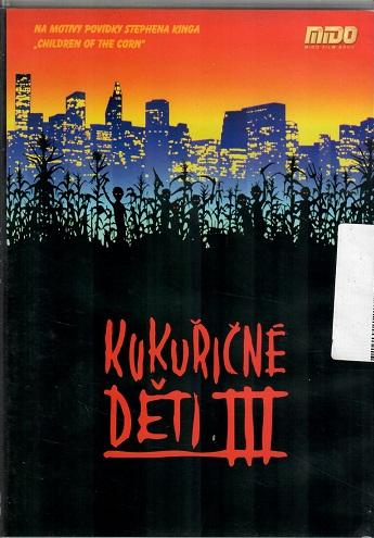 Kukuřičné děti III ( slim ) DVD