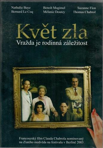 Květ zla ( originální znění, titulky CZ ) plast DVD