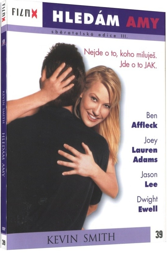 Hledám Amy - DVD