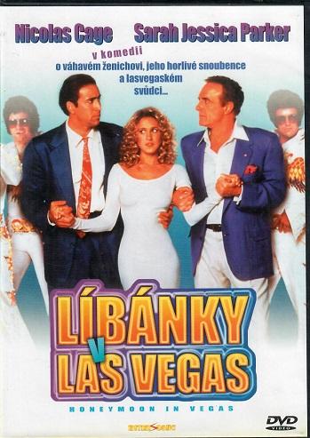 Líbánky v Las Vegas ( slim ) DVD