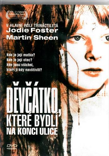 Děvčátko, které bydlí na konci ulice ( originální zněí, titulky CZ ) plast DVD