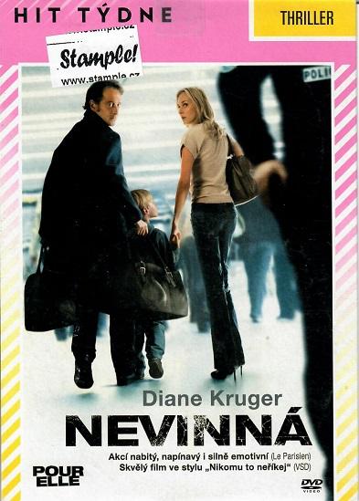 Nevinná ( pošetka ) DVD
