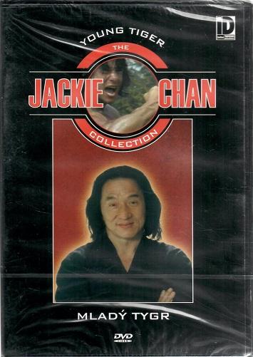 Mladý tygr ( plast ) DVD
