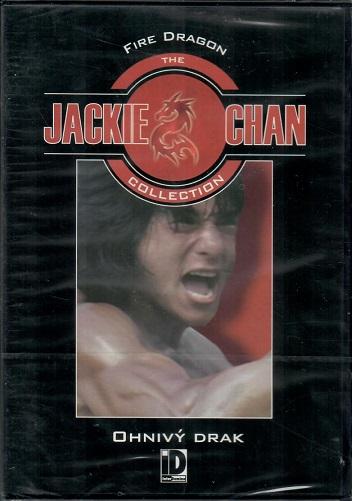 Ohnivý drak ( plast ) DVD