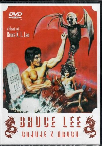 Bruce Lee bojuje z hrobu ( originální znění, titulky CZ ) plast DVD