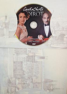 Poirot 38 (zvuk český) - DVD dárkový obal