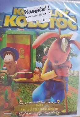 Kouzelný kolotoč 6-Případ ztracené mrkve -DVD