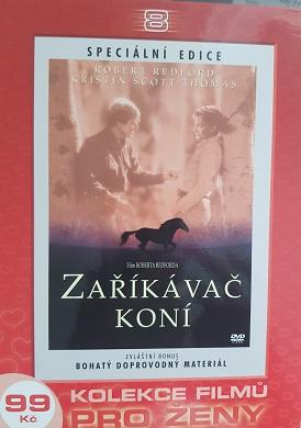 Zaříkávač koní/digipack/-DVD