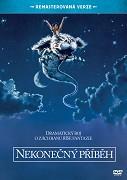 Nekonečný příběh-remastovaná verze/plast/-DVD