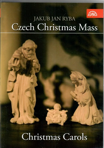 Jakub Jan Ryba: Czech Christmas Mass - Christmas carols ( plast ) DVD