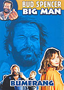 Big Man Bumerang - DVD plast