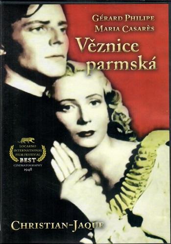Věznice parmská (originální znění, titulky CZ ) plast DVD