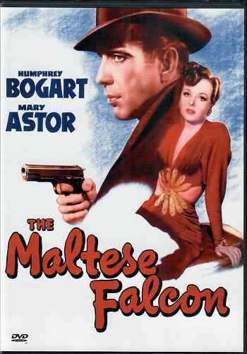 The Maltese Falcon / Maltézský sokol ( originální znění, titulky CZ ) plast DVD