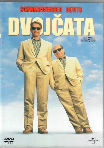 Dvojčata ( plast ) DVD