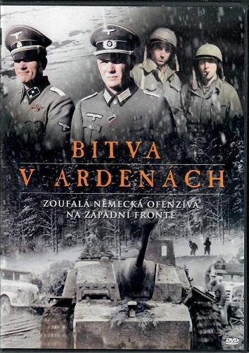 Bitva v Ardenách ( slim ) DVD