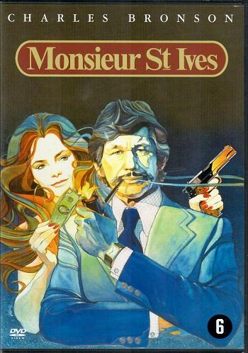 Monsieur St. Ives / Nedokončená novela ( originální znění ) plast DVD