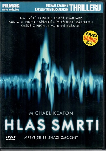 Hlas smrti ( plast ) DVD
