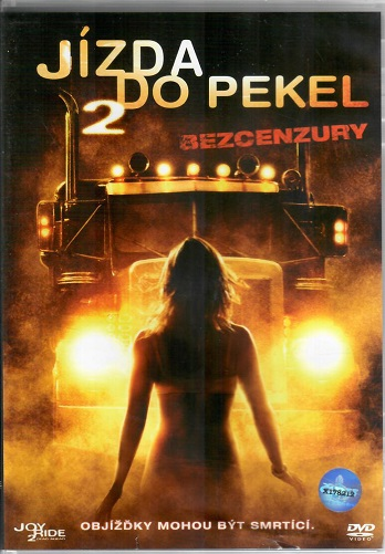 Jízda do pekel 2 ( plast ) DVD