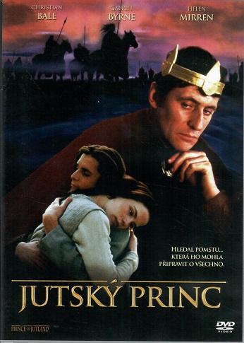 Jutský princ ( originální znění, titulky CZ ) plast DVD