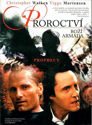 Proroctví - Boží armáda ( digipack ) DVD