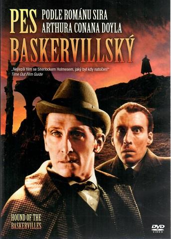 Pes Baskervillský ( plast ) DVD
