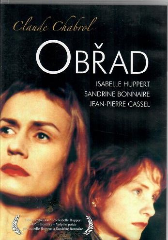 Obřad ( originální znění, titulky CZ ) plast DVD