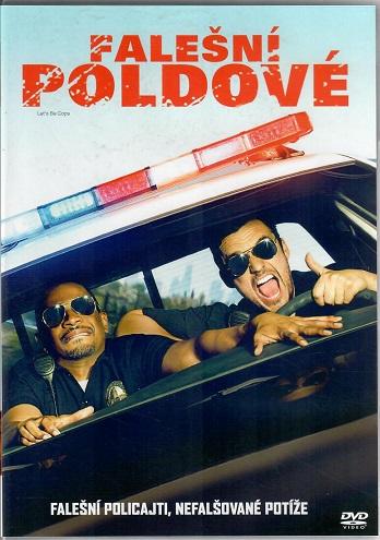 Falešní poldové ( originální znění, titulky CZ ) plast DVD