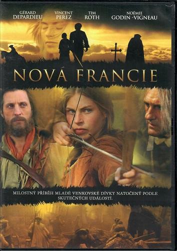 Nová Francie ( Plast ) DVD