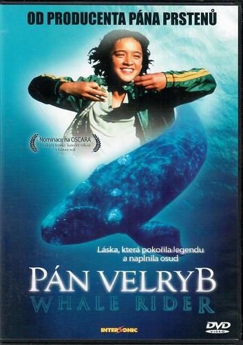 Pán velryb ( slim ) DVD