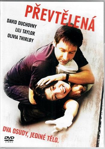 Převtělená ( plast ) DVD