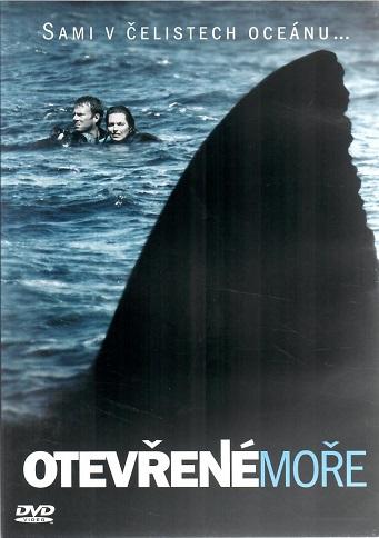 Otevřené moře ( plast ) DVD