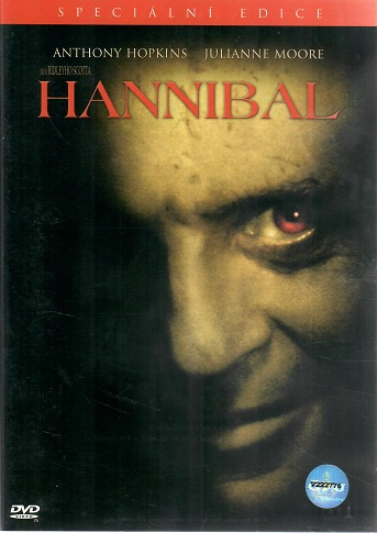 Hannibal - speciální edice plast DVD