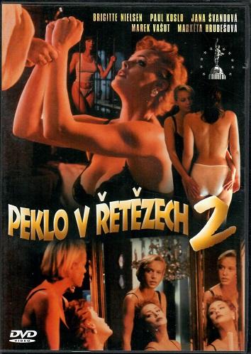 Peklo v řetězech 2 - DVD pošetka