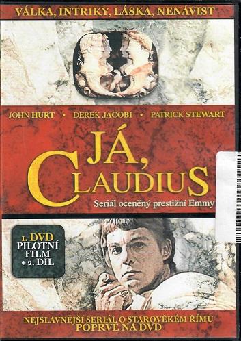 Já, Claudius - 1. ( plast ) DVD