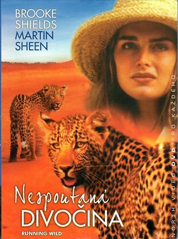 Nespoutaná divočina ( digipack ) DVD