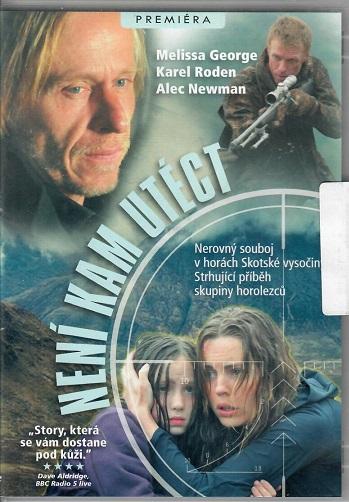 Není kam utéct ( slim ) DVD