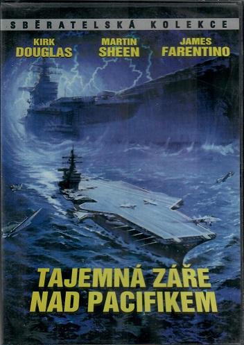Tajemná záře nad Pacifikem ( plast ) DVD
