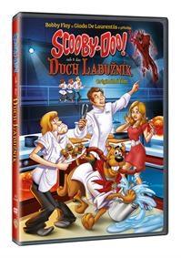 Scooby-Doo a Duch labužník ( plast ) DVD
