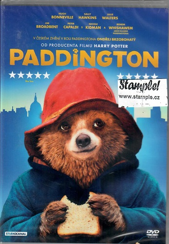 Paddington ( plast ) DVD
