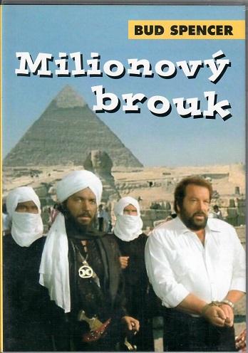 Milionový brouk ( bazarové zboží ) plast DVD