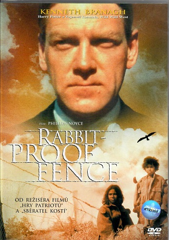 Rabbit Proof Fence ( plast ) DVD