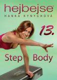 Hejbej se - Step body - Hanka Kynychová 13. - DVD plast