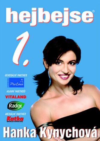 Hejbejse - Hanka Kynychová 1. - DVD plast