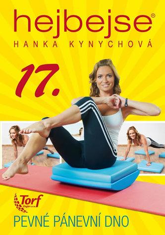 Hejbejse 17. - pevné pánevní dno - Hanka Kynychová - DVD plast