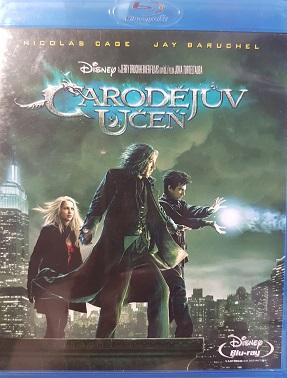 Čarodějův učeň-Blu-ray Disk